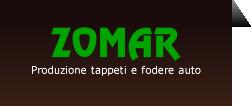 Zomar - produzione tappeti e fodere auto